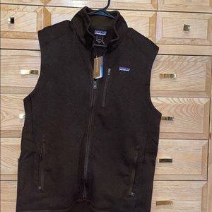 Brand new Large zip up Patagonia vest.